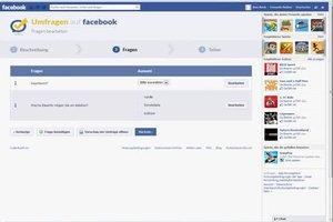 Bei Facebook eine Umfrage starten - so klappt's via App