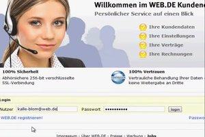 Wie lösche ich mein Web.de-Konto? - So geht's