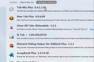 Firefox: Tab-Startseite ändern - so geht's