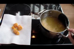 Frittieren im Topf - so klappt es ohne Friteuse