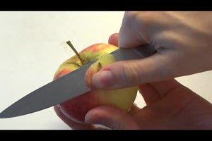 Äpfel entsaften - so geht's