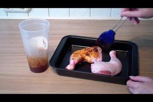 Wie lange brauchen Hähnchenschenkel im Backofen? - Rezept zur einfachen Zubereitung
