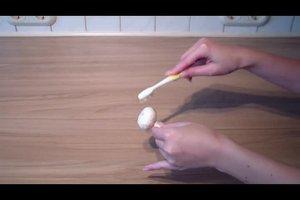 Pilze säubern - so wird's gemacht