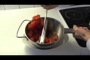 Tomatenmark - Herstellung leicht gemacht