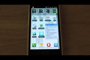 Galaxy S2: Internet geht nicht - hilfreiche Hinweise