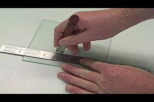 Anleitung: Glas schneiden - so geht's