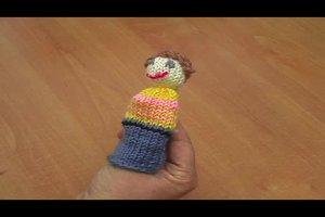 Fingerpuppen stricken - eine Anleitung