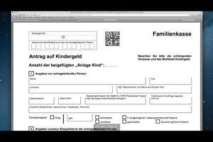 Familienkasse - Formulare für Kindergeld richtig ausfüllen