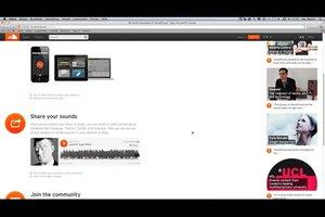 Was ist SoundCloud? - Eine anschauliche Erklärung