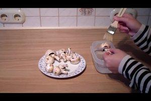 Frische Champignons einfrieren - so bereiten Sie sie vor