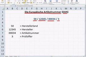 Ean Code entschlüsseln: So funktioniert der 13stellige Code