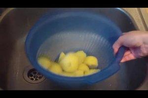 Gekochte Kartoffeln aufbewahren - so geht's