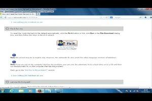 Host-Datei gelöscht bei Windows 7 - was tun?