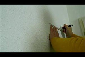 Hängeschrank selber aufhängen - darauf sollten Sie achten