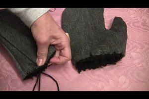 Handschuhe selber machen - eine Nähanleitung