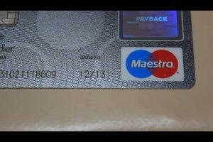 Sicherheitsnummer Maestro