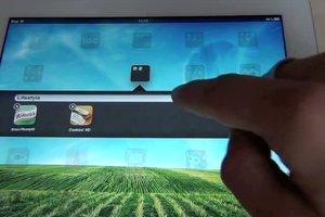 Auf dem iPad Ordner anlegen und verwalten - so geht´s