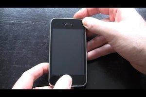 iPhone Kaltstart durchführen - so geht's