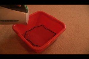 Schnürsenkel reinigen - so geht´s