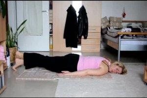 Beckenbodengymnastik - Übungen für zuhause