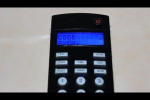 Universalfernbedienung: Codeliste - so ermitteln Sie Ihren Code