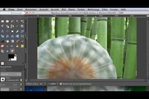 2 Bilder übereinander legen bei GIMP - so gehen Sie dabei vor