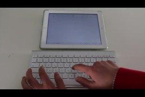 iPad koppeln mit Tastatur - so geht's