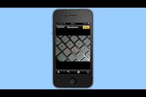 Beim iPhone ein Bild drehen - so funktioniert's