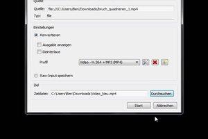 Mit VLC Dateien umwandeln - so geht's