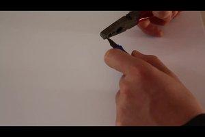Lamy-Füller schreibt nicht mehr - so wechseln Sie die Feder