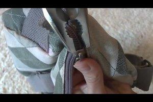 Reißverschluss reparieren - so geht's