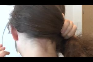 Trockene Haut hinter den Ohren - was tun?