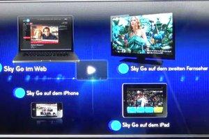 Sky über das Internet empfangen - so klappt's