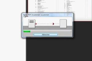 PDFs verbinden - so klappt's