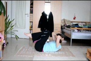 Callanetics - Übungen für einen straffen Bauch