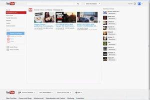 Bei YouTube ein Video einstellen - so geht's