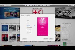 ITunes-Gutschein online kaufen - so geht's