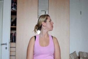 Nacken-Muskelaufbau fördern - so geht´s