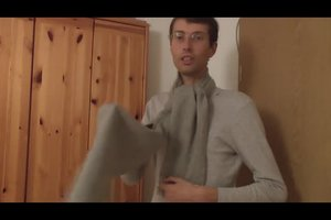 Schals binden für Männer - so sieht es modisch aus