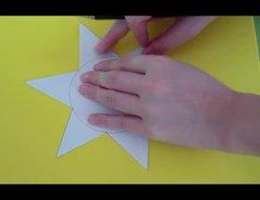 Video Sterne Zeichnen So Gelingt S Als Schablonen