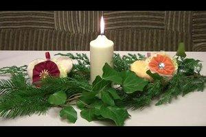 Weihnachtsdeko selber nähen - so gelingt sie aus Stoff und Filz
