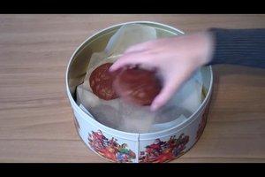 Lebkuchen weich - so lagern Sie ihn richtig