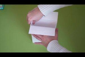 Papiertaschen selber machen - so werden sie stabil