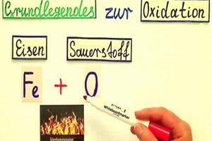 Chemische Reaktion mit Sauerstoff - Oxidation leicht erklärt