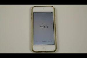Den iPod auf die Werkseinstellung zurücksetzen ohne iTunes