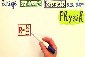Formeln umstellen in der Physik