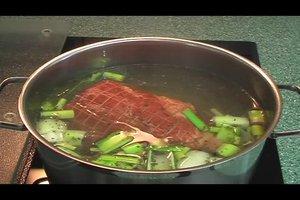 Kassler gekocht - ein saftiges Hauptgericht