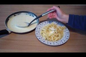 Sahne-Sauce selber machen - so flockt sie nicht