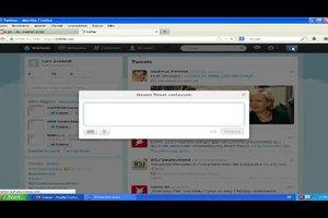 Für Twitter eine URL verkürzen - so geht's