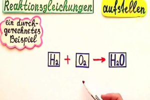 Anleitungen im Bereich Schule zum Thema Chemische Reaktionen